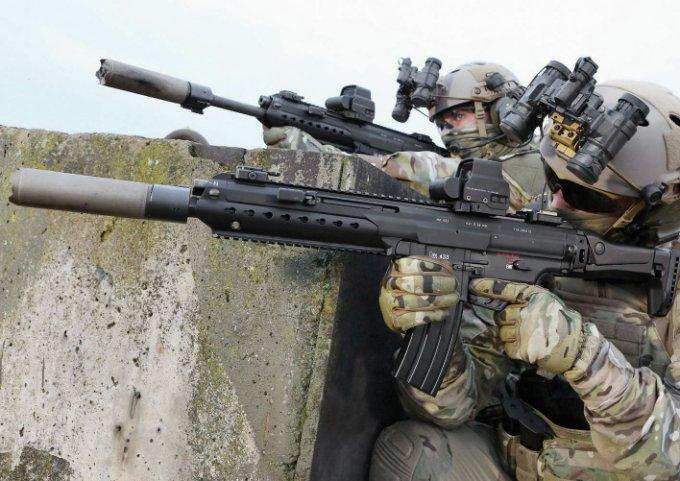 Industrie de defense Allemande / die deutsche Rüstungsindustrie - Page 4 736