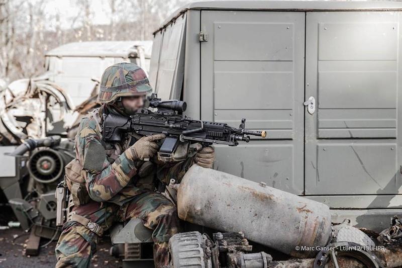Armée Belge / Defensie van België / Belgian Army  - Page 7 7614