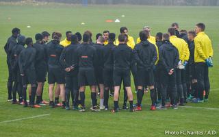 Coupe de la Ligue - 8ème de finale -  Mardi 13 décembre 2016 - 18:45 FC Nantes / Montpellier HSC 212
