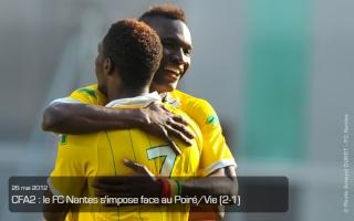 J10 - Vendredi 5 octobre (18h45) : GFC AJACCIO - FC NANTES : 3-1 - Page 7 Nantes10