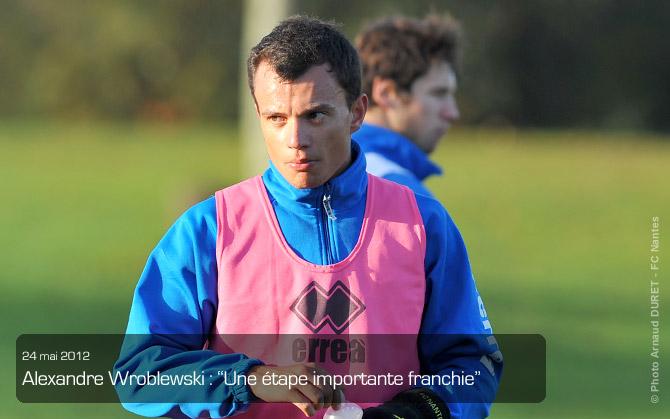 J10 - Vendredi 5 octobre (18h45) : GFC AJACCIO - FC NANTES : 3-1 - Page 2 Wroble10