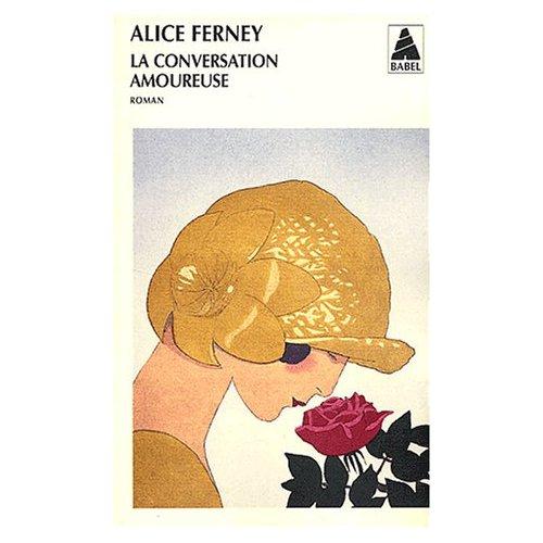 [Ferney, Alice] la conversation amoureuse 51rbm010