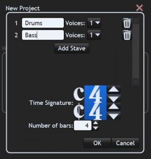 Musink Lite 1.1.0.0 - Γράψτε την δική σας μουσική πολύ εύκολα! Musink10