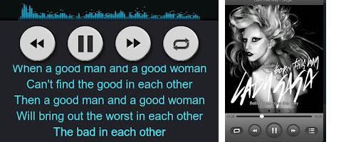 Τα 6 καλύτερα δωρεάν Music Players για Android Ttpod10