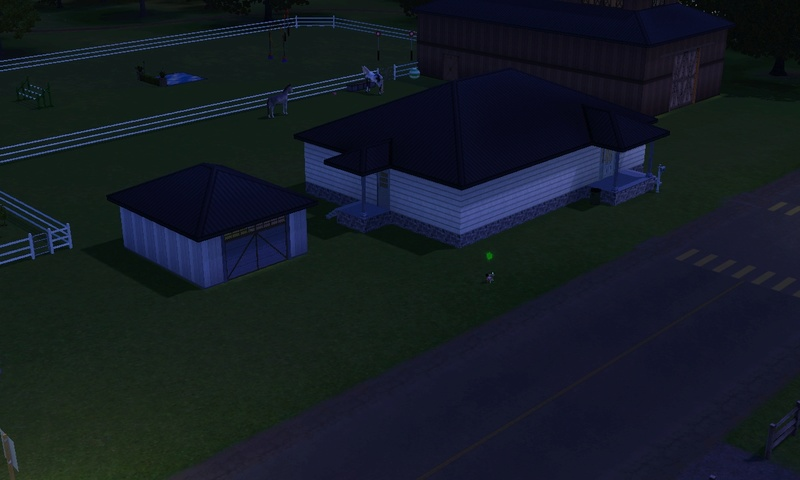 "[Challenge] Teens and Horses ""Sims 3"" - Page 2 Screen19"