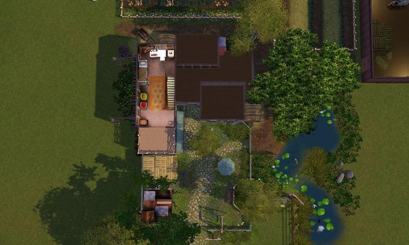"""[Challenge] Teens and Horses """"Sims 3"""" raconté par Vavaveau Screen23"""