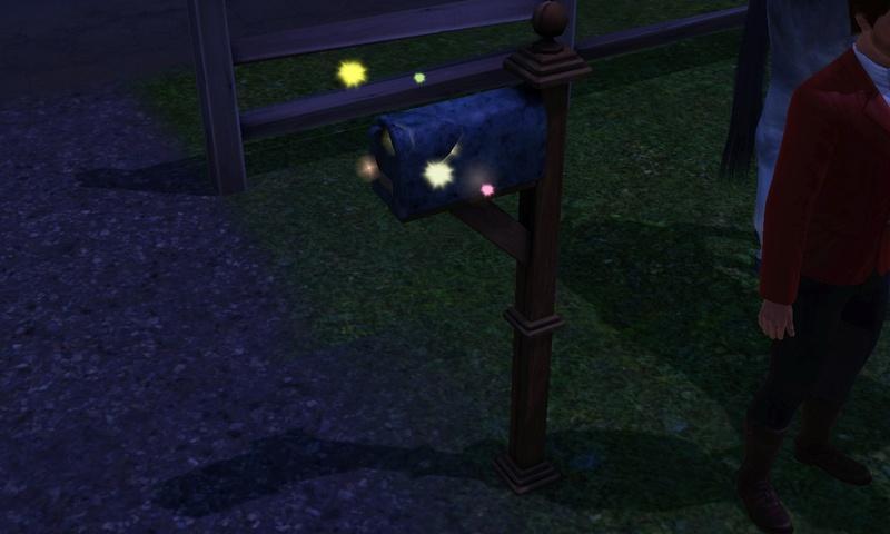 """[Challenge] Teens and Horses """"Sims 3"""" raconté par Vavaveau Screen27"""
