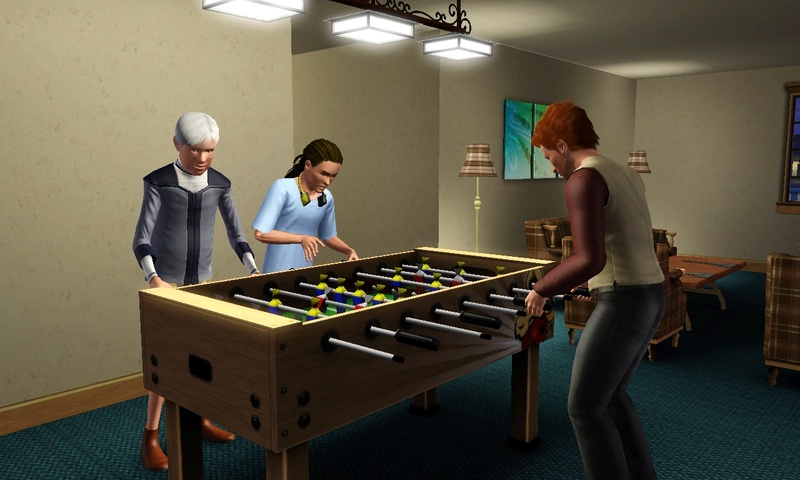 "[Challenge] Teens and Horses ""Sims 3"" - Page 3 Screen34"