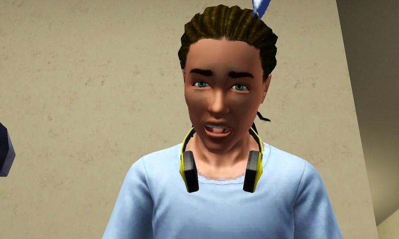 """[Challenge] Teens and Horses """"Sims 3"""" raconté par Vavaveau Screen37"""