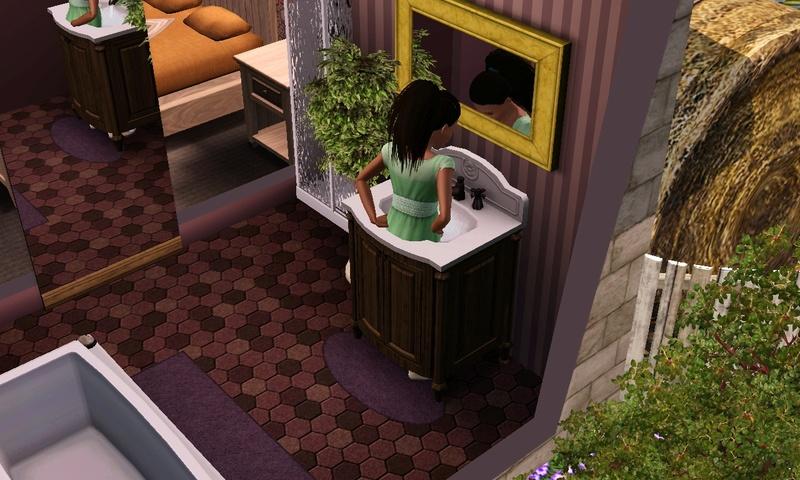 """[Challenge] Teens and Horses """"Sims 3"""" raconté par Vavaveau Screen38"""