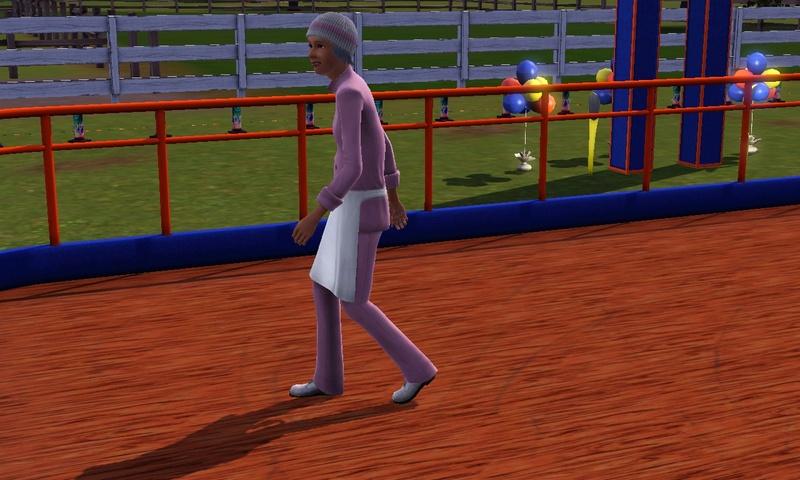 """[Challenge] Teens and Horses """"Sims 3"""" raconté par Vavaveau Screen39"""