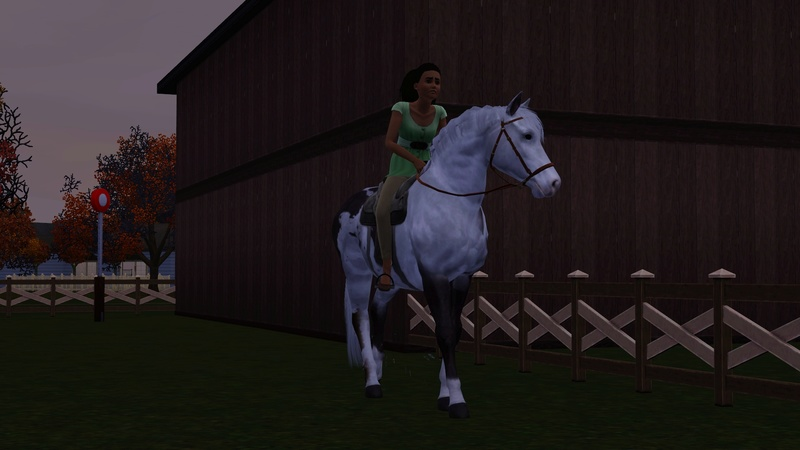 "[Challenge] Teens and Horses ""Sims 3"" - Page 3 Screen40"
