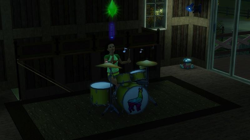 """[Challenge] Teens and Horses """"Sims 3"""" raconté par Vavaveau Screen44"""
