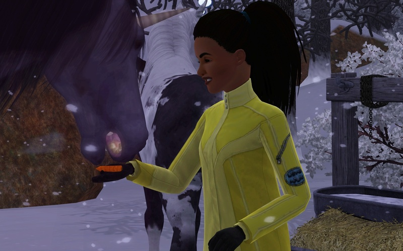 "[Challenge] Teens and Horses ""Sims 3"" - Page 4 Screen62"