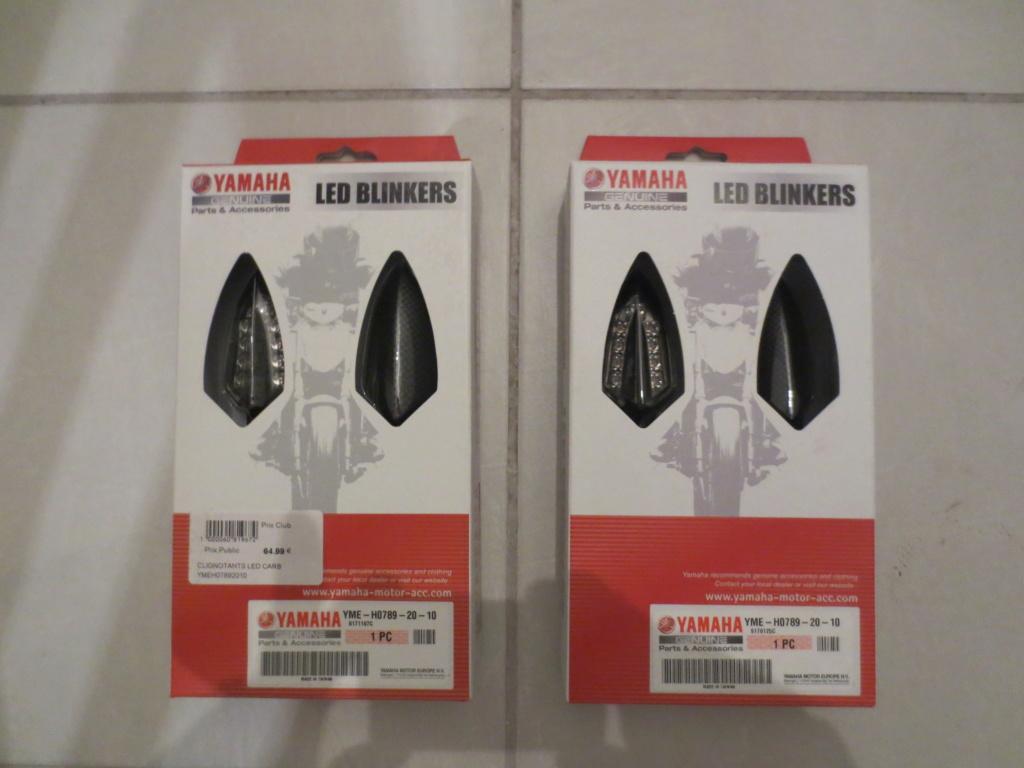 lot accessoires neufs : sdp tbr / feux motodynamic / clignos led yamaha / embouts guidon Img_1010