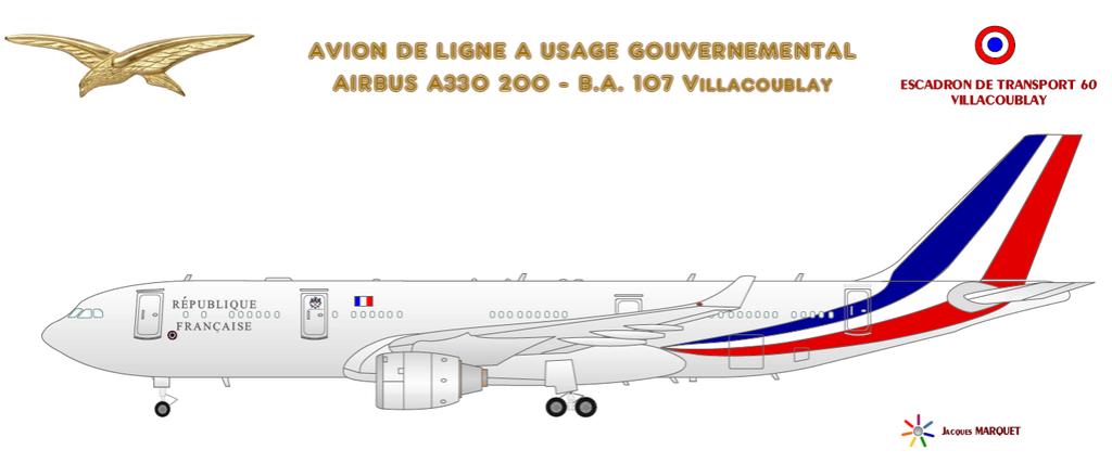 Avions de l'Aéronavale et autres Airbus10