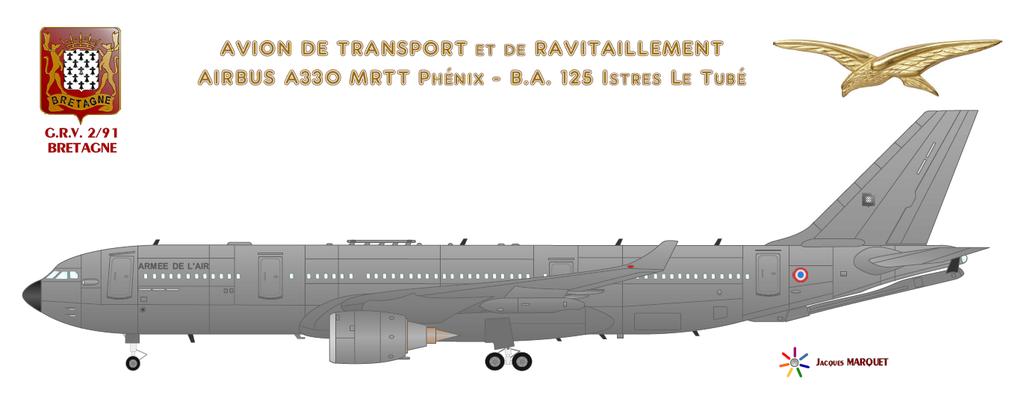 Avions de l'Aéronavale et autres Airbus11