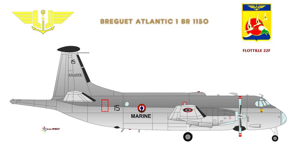 Avions de l'Aéronavale et autres Atl111