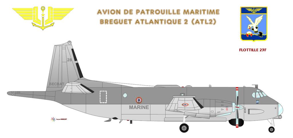 Avions de l'Aéronavale et autres Atl211