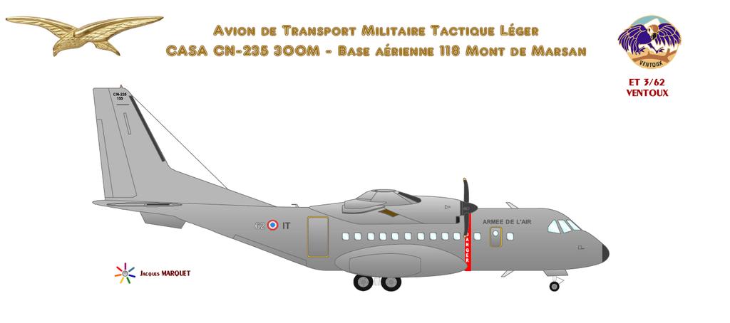 Avions de l'Aéronavale et autres Casa_c10