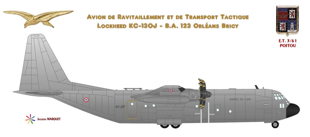 Avions de l'Aéronavale et autres Kc-13010