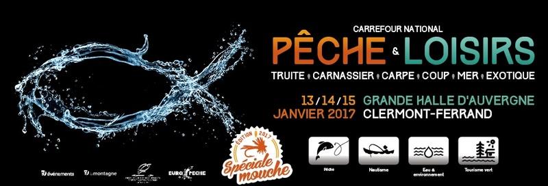 Salon de Clermont-Ferrand CNPL 2017 (Carrefour National Pêche & Loisir) Cnpl_210