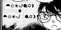 Liste des enquêtes du manga Détective Conan 031_la10