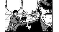 Liste des enquêtes du manga Détective Conan 032_la10