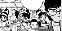 Liste des enquêtes du manga Détective Conan 043_le10