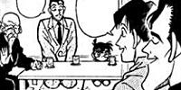 Liste des enquêtes du manga Détective Conan 045_le10