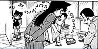 Liste des enquêtes du manga Détective Conan 074_la10