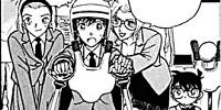 Liste des enquêtes du manga Détective Conan 077_le10