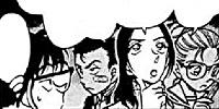 Liste des enquêtes du manga Détective Conan 108_le10
