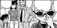 Liste des enquêtes du manga Détective Conan 116_le10
