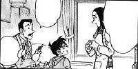 Liste des enquêtes du manga Détective Conan 127_le10