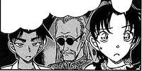 Liste des enquêtes du manga Détective Conan 140_le10