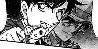 Liste des enquêtes du manga Détective Conan 157_ka10