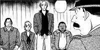 Liste des enquêtes du manga Détective Conan 17610