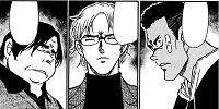 Liste des enquêtes du manga Détective Conan 18010