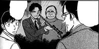 Liste des enquêtes du manga Détective Conan 18610