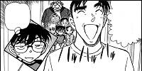 Liste des enquêtes du manga Détective Conan 19110