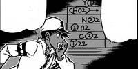 Liste des enquêtes du manga Détective Conan 25410