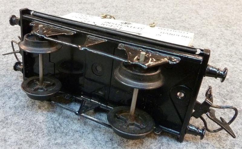 Les Différents types de roues Hornby P1130826