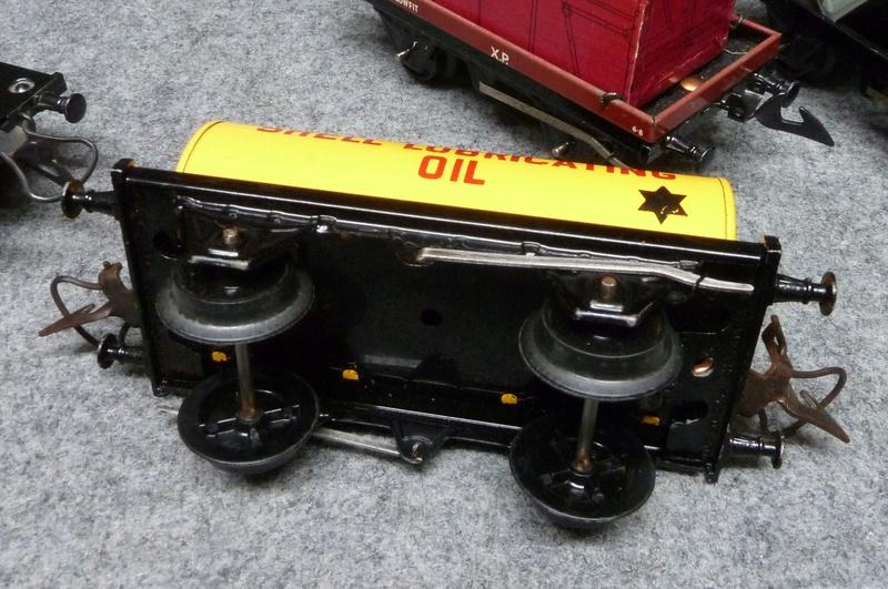 Les Différents types de roues Hornby P1130828
