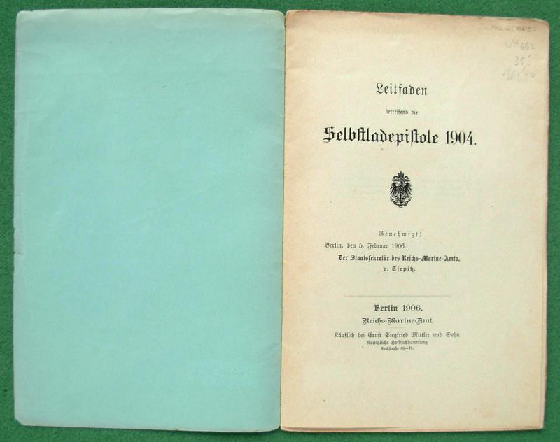 P 04 de la marine allemande n° 68 - Page 2 Manuel11
