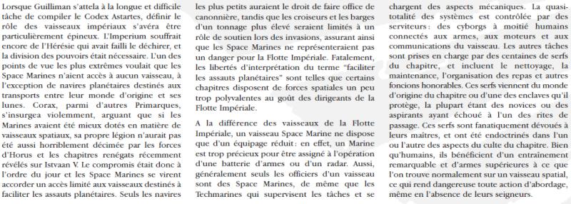 [Question] Quelle est la force spatiale des chapitres Space Marines Armada10