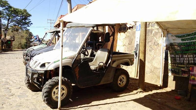 ATVing in Mazamitla 16265810