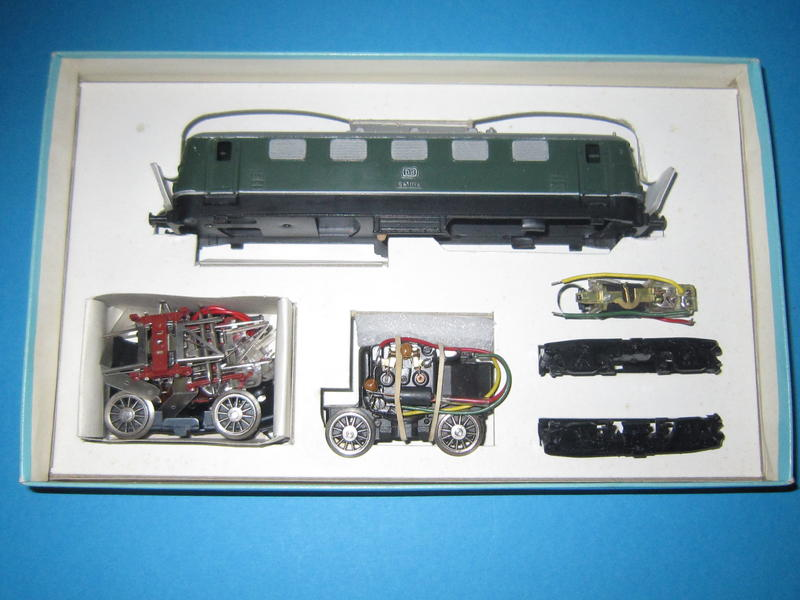 Locomotives Märklin à construire 11649211