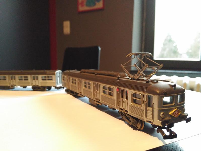 Que faire avec un train en héritage ? 16121111