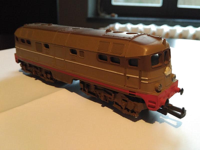 Que faire avec un train en héritage ? 16121112